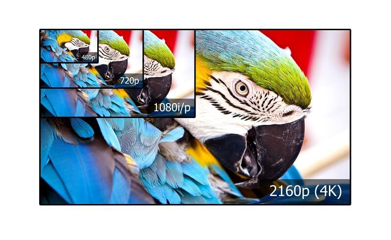 4K Ultra HD Kamera Kino
