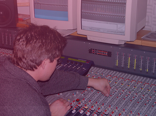 Mixing PK-Media Studio