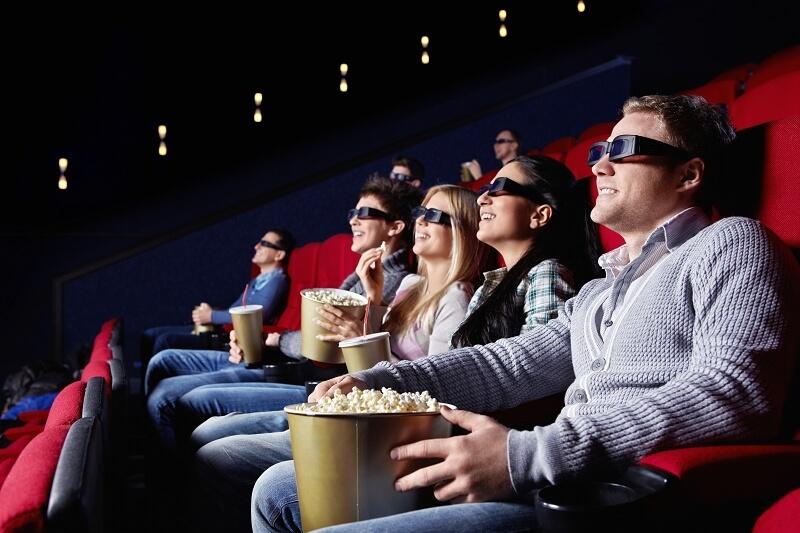 Kino Video Werbung Zielgruppe