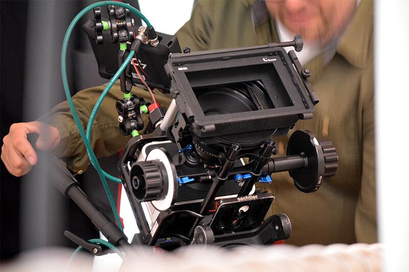 Promoclips 4K Kamera