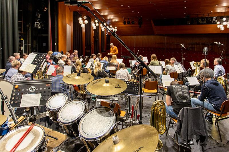 Genre Audio Aufnahme Jazz Blasmusik Klassik Orchester Pop Rock Metal World